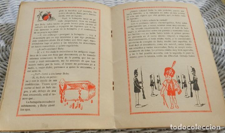 Libros antiguos: Cuento Buby encuentra un tesoro, Magda Donato, ilustraciones Max Ramos, editorial Rivadeneyra, Madri - Foto 4 - 287658438