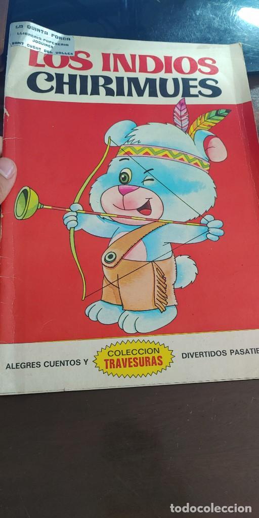 LOS INDIOS CHIRIMUES, PYMY 1 (Libros Antiguos, Raros y Curiosos - Literatura Infantil y Juvenil - Cuentos)