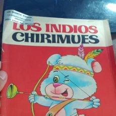 Libros antiguos: LOS INDIOS CHIRIMUES, PYMY C. Lote 288074938