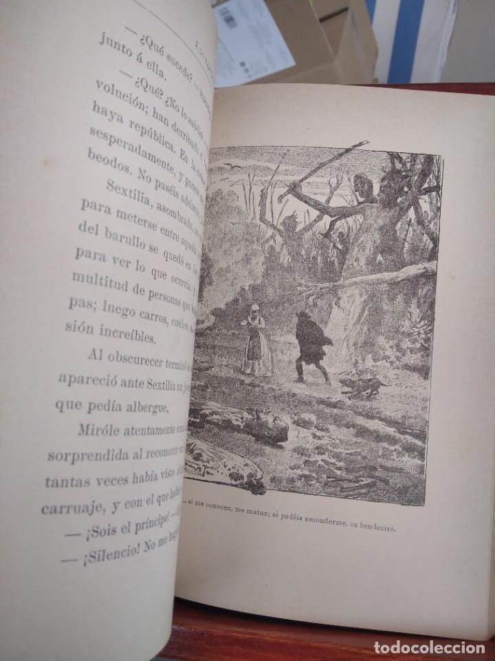 Libros antiguos: A LA VENTURA-CUENTOS FANTASTICOS-CORDELIA-BIBLIOTECA PERLA-EDITORIAL CALLEJA-S/F-EXCELENTE - Foto 12 - 289442943