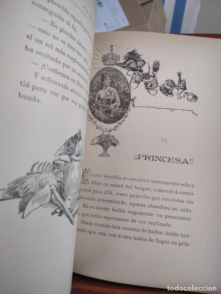 Libros antiguos: A LA VENTURA-CUENTOS FANTASTICOS-CORDELIA-BIBLIOTECA PERLA-EDITORIAL CALLEJA-S/F-EXCELENTE - Foto 14 - 289442943