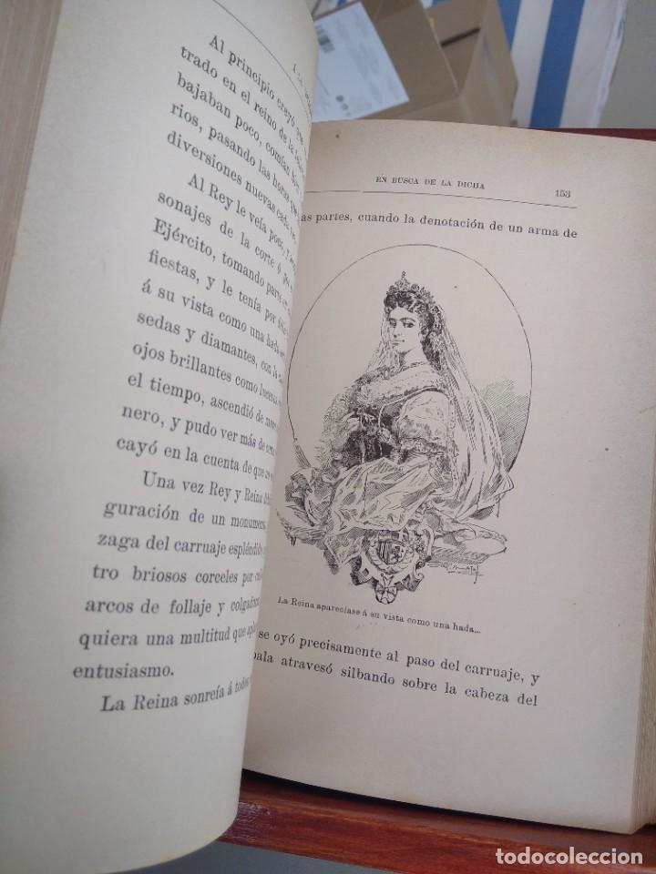 Libros antiguos: A LA VENTURA-CUENTOS FANTASTICOS-CORDELIA-BIBLIOTECA PERLA-EDITORIAL CALLEJA-S/F-EXCELENTE - Foto 16 - 289442943