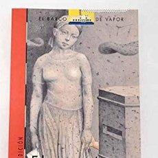 Libros antiguos: LIBROS BARCO DE VAPOR EDITORIAL SM - EL CUARTO DE LAS RATAS - GÓMEZ CERDÁ, ALFREDO. Lote 291934453