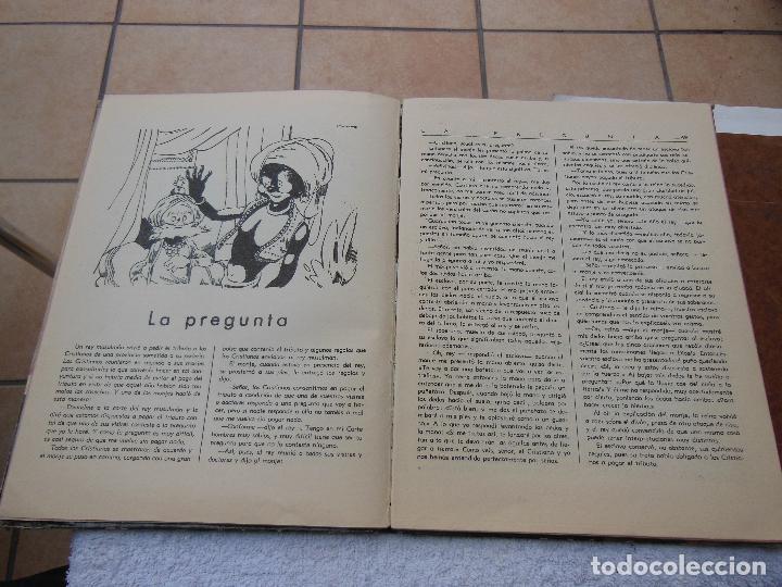 Libros antiguos: Cuentos de Hadas Turcos , Edt Molino , 1969 .Originales Eduado Macho Quevedo, Cubierta Pablo Ramïrez - Foto 6 - 293577148