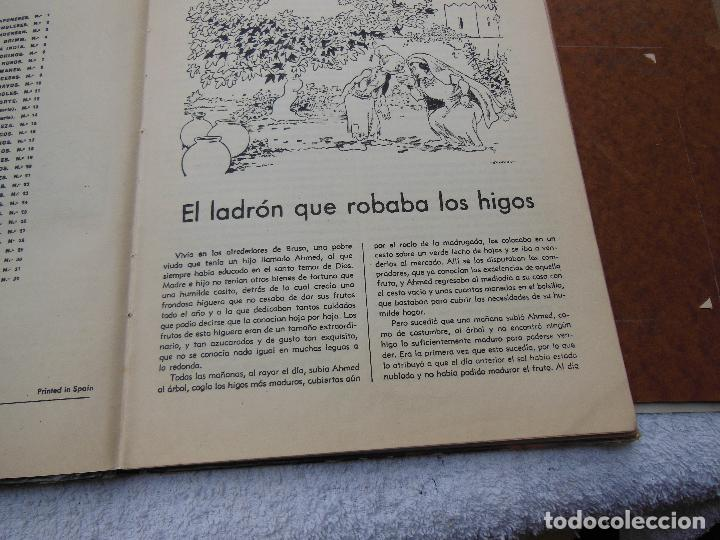 Libros antiguos: Cuentos de Hadas Turcos , Edt Molino , 1969 .Originales Eduado Macho Quevedo, Cubierta Pablo Ramïrez - Foto 8 - 293577148