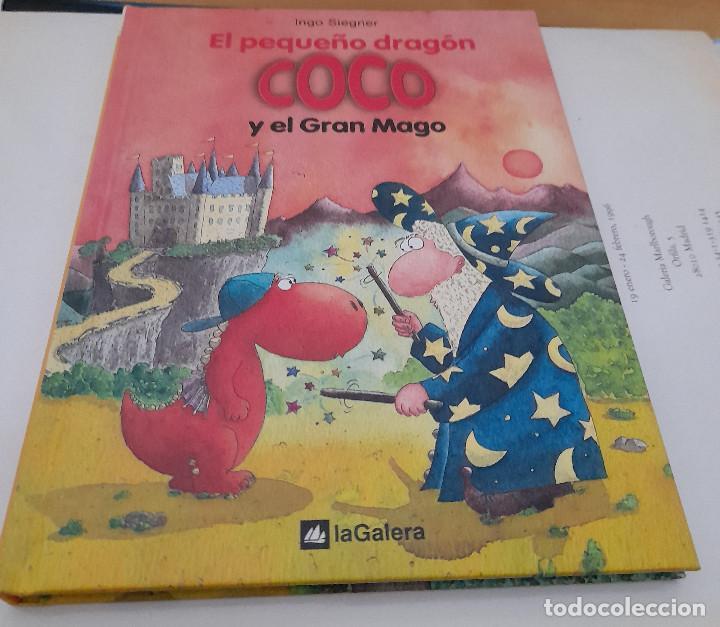 CUENTO PEQUEÑO DRAGON COCO Y EL GRAN MAGO INGO SIEGNER (Libros Antiguos, Raros y Curiosos - Literatura Infantil y Juvenil - Cuentos)