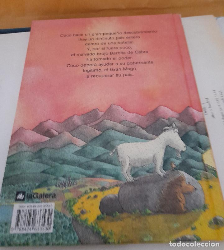 Libros antiguos: CUENTO PEQUEÑO DRAGON COCO Y EL GRAN MAGO INGO SIEGNER - Foto 4 - 293605068