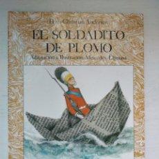 Libros antiguos: EL SOLDADITO DE PLOMO. Lote 294565003