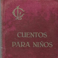 Libros antiguos: P. LUIS COLOMA -- CUENTOS PARA NIÑOS -- 1931. Lote 295867298