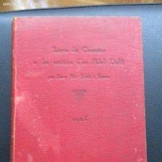Libros antiguos: LISETA DE CONSTANS. JOSEP Mª FOLCH. EDICIÓN 1925 (CATALÁN). Lote 296617623