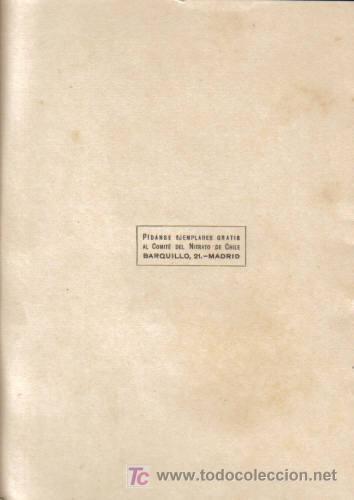 Libros antiguos: NECESIDAD DEL YODO EN LA ECONOMÍA HUMANA. INFORME DEL DR. SIDNEY. AGOSTO DE 1924. - Foto 2 - 12850898
