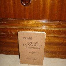 Libros antiguos: CÓDIGO DE COMERCIO ESPAÑOL. Lote 6609768