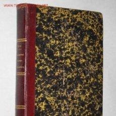 Libros antiguos: EXPOSICIÓN HISTÓRICO-EXEGÉTICA DE LA TEORIA DE LOS PROCEDIMIENTOS CONTENCIOSO-ADMTIVOS. 1889 DERECHO. Lote 27616976