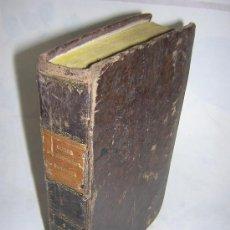 Libros antiguos: 1836 - EDUALDO JAUMEANDREU - CURSO ELEMENTAL DE ECONOMIA POLITICA - PRIMERA EDICION. Lote 18341807