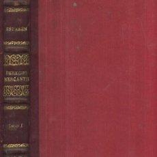 Libros antiguos: INSTITUCIONES DE DERECHO MERCANTIL (A/ DE- 044). Lote 17983526