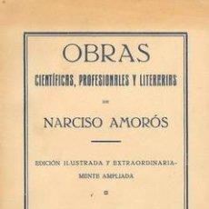 Libros antiguos: C. 1920 SOCIOGRAFIA LA SOCIEDAD NACIONAL ESPAÑOLA Y SU DERECHO NO EN B. NACIONAL. Lote 26967609