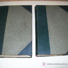 Libros antiguos: EL ABOGADO POPULAR - PEDRO HUGUET - SS. MANUEL SOLER - BARCELONA 1898 - 2 TOMOS. Lote 26615196