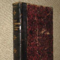 Libros antiguos: ESTUDIO PRÁCTICO DEL ENJUICIAMIENTO CRIMINAL, POR VICENTE AMAT Y FURIÓ, VALENCIA 1883 DERECHO, RARO. Lote 26666379