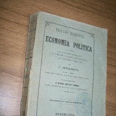 Libros antiguos: TRATADO ELEMENTAL DE ACONOMÍA POLÍTICA-F. HERVÉ-BAZIN- IMPRENTA DE LA VIUDA É HIJOS DE J. SUBIRANA-. Lote 17501876