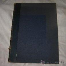 Libros antiguos: INSTITUTO NACIONAL DE PREVISION TERCER BALANCE TECNICO QUINQUENAL 1919-1923. Lote 25743149