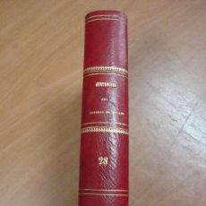 Libros antiguos: JURISPRUDENCIA ADMINISTRATIVA O COLECCIÓN COMPLETA DE DECISIONES Y SENTENCIAS...MADRID 1883. Lote 23295310
