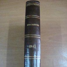 Libros antiguos: COLECCIÓN DE LAS LEYES, REALES DECRETOS, ÓRDENES, REGLAMENTOS,...TOMO 10º. Lote 19123373