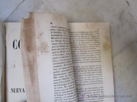 Libros antiguos: LOS CÓDIGOS ESPAÑOLES CONCORDADOS Y ANOTADOS. TOMO XII -EDI LA PUBLICIDAD MADRID 1851 CORREOS 2.9€ - Foto 3 - 20201346
