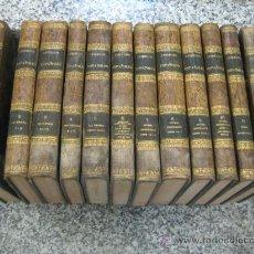 Libros antiguos: LOS CODIGOS ESPAÑOLES - CONCORDADOS Y ANOTADOS 1847 - 1851 - 12 TOMOS - LEYES ESPAÑOLAS. Lote 26620746