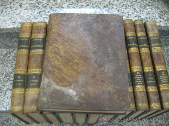 Libros antiguos: LOS CODIGOS ESPAÑOLES - CONCORDADOS Y ANOTADOS 1847 - 1851 - 12 TOMOS - LEYES ESPAÑOLAS - Foto 3 - 26620746