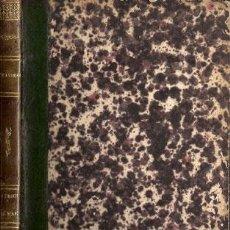 Libros antiguos: NOCIONES ELEMENTALES MATRÍCULAS DE MAR – AÑO 1851. Lote 222636698