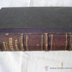 Libros antiguos: 1879. RAMON MARTI EIXALA INSTITUCIONES DE DERECHO MERCANTIL DE ESPAÑA. OCTAVA EDICIÓN, NOTABLEMENTE . Lote 26897761