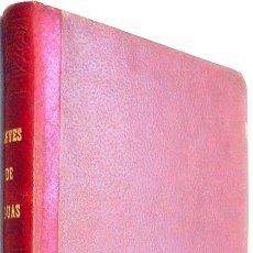 Libros antiguos: 1893. LEYES DE AGUAS, PUERTOS Y CANALES. CONSULTOR AYUNTAMIENTOS Y JUZGADOS. MADRID. DERECHO.. Lote 26062045