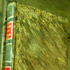 Libros antiguos: NOCIONES FUNDAMENTALES DEL DERECHO. BURGOS, 1885 - NOVISIMO MANUAL DE PRACTICA FORENSE. GRANADA,. Lote 26197017