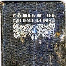 Libros antiguos: CODIGO DE COMERCIO DE 1885.-REVISADO Y EDITADO POR SATURNINO CALLEJA EN 1925. Lote 26927983