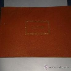 Libros antiguos: LIBRO MAYOR DE COLECCION DE LIBROS COMERCIALES , CURSO ACADÉMICO 1916 A 1917 .. Lote 27320422
