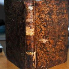 Libros antiguos: AÑO 1787.- CRIMINOLOGIA. DERECHO PENAL. REFLEXIONES SOBRE PRUEBAS NECESARIAS PARA FUNDAR SENTENCIAS . Lote 27744722