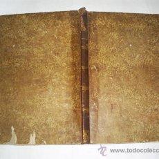 Libros antiguos: ESTRACTO ALFABÉTICO CUANTO CONTIENEN LOS TOMOS DE DECRETOS LEÓN CARBONERO Y SOL BOIX 1841 RM52956-V. Lote 27991711