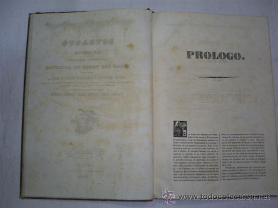 Libros antiguos: Estracto alfabético cuanto contienen los tomos de Decretos LEÓN CARBONERO Y SOL Boix 1841 RM52956-V - Foto 3 - 27991711