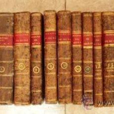 Libros antiguos: DECRETOS DEL REY DON FERNANDO VII. IMPRENTA REAL, 1816. 17 TOMOS + APENDICES A LOS 4 PRIMEROS. Lote 29224613