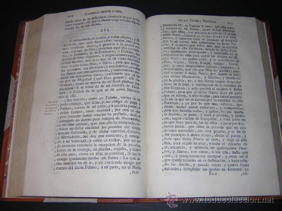 Libros antiguos: 1769 - ORDENANZAS DE LA ILUSTRE UNIVERSIDAD Y CASA DE CONTRATACION DE LA VILLA DE BILBAO - Foto 7 - 29599713