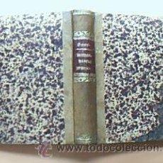 Libros antiguos: NOVÍSIMO MANUAL EPISTOLAR O COLECCIÓN COMPLETA DE MODELOS DE CARTAS FAMILIARES Y DE COMERCIO...1887. Lote 29644051