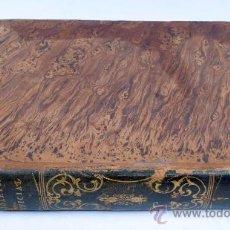 Libros antiguos: BOLETÍN OFICIAL DEL MINISTERIO DE FOMENTO, TOMO IV, AÑO 1852.. Lote 30386291