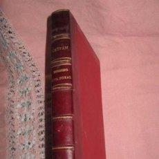 Libros antiguos: DERECHO CIVIL FORAL. JOSE CASTAN Y TOBEÑAS. SEGUNDA EDICIÓN. 1932.. Lote 30640443