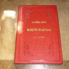 Libros antiguos: PROPIEDAD INDUSTRIAL PATENTENTES MARCAS ENRIQUE CALLEJA DEL MARQUES AGUILAR MONISTROL EXLIBRIS 1892. Lote 31162943