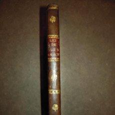 Libros antiguos: LEY DE ENJUICIAMIENTO SOBRE LOS NEGOCIOS Y CAUSAS DEL COMERCIO ... 1830.. Lote 31321096