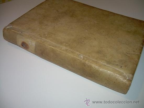 Libros antiguos: LIBRO DE PERGAMINO.......PRACTICA CRIMINAL DE ESPAÑA.T III...AÑO.. 1806 - Foto 2 - 46144328