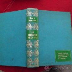 Libros antiguos: LA TRABAZÓN EN LA LITIS, PIERRE TAPIA, CARACAS 1976. L 616. Lote 31753659