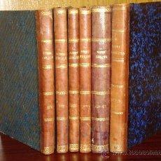 Libros antiguos: LA REFORMA LEGISLATIVA. 1875-79 6 TOMOS REVISTA DE LEGISLACIÓN,JURISPRUDENCIA Y ADMINISTRACIÓN. Lote 32125871