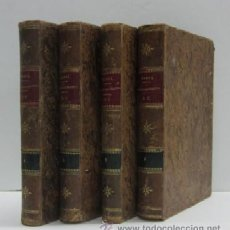 Libros antiguos: RESUMEN-LEGISLATIVO - 4 TOMOS - AÑO 1882. Lote 32585035
