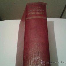 Libros antiguos: EL CODIGO CANONICO APLICADO A ESPAÑA EN FORMA DE INSTITUCIONES. Lote 32887219